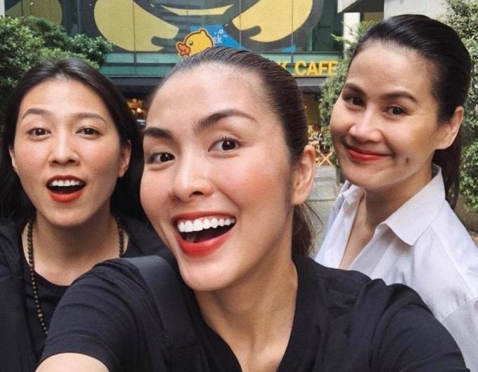 Tăng Thanh Hà mừng sinh nhật vợ Phạm Anh Khoa-3