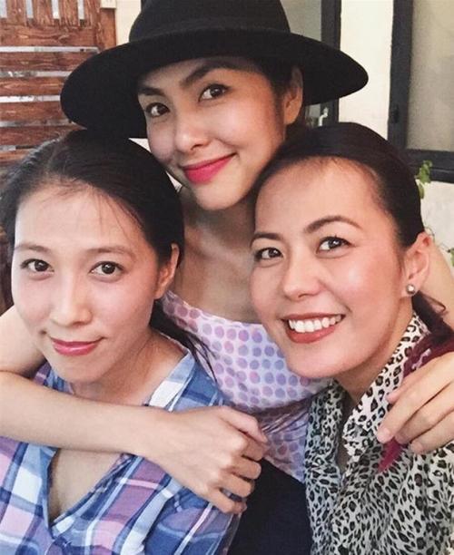 Tăng Thanh Hà mừng sinh nhật vợ Phạm Anh Khoa-6
