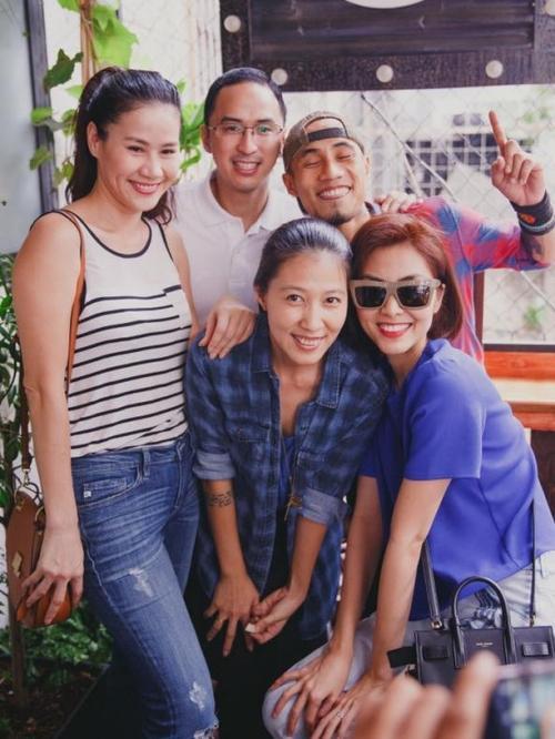 Tăng Thanh Hà mừng sinh nhật vợ Phạm Anh Khoa-8
