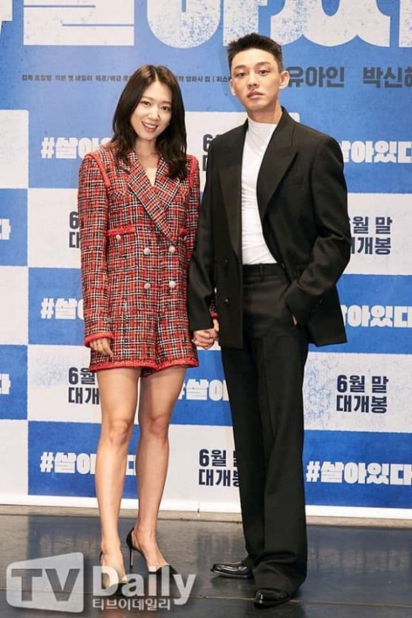 Chơi set đồ hàng trăm triệu đồng, Park Shin Hye vẫn bị chê mũm mĩm khi sánh đôi anh bạn thân của Song Hye Kyo-1