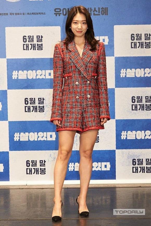 Chơi set đồ hàng trăm triệu đồng, Park Shin Hye vẫn bị chê mũm mĩm khi sánh đôi anh bạn thân của Song Hye Kyo-2