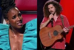 Chuyện lạ ở The Voice: Bấm nút quay ghế xong, giám khảo Kelly Rowland lại từ chối nhận thí sinh về đội mình