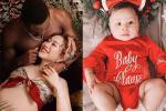 MXH Việt xôn xao cô gái Hà thành xinh đẹp lấy chồng châu Phi, em bé sinh ra mang gương mặt bất ngờ