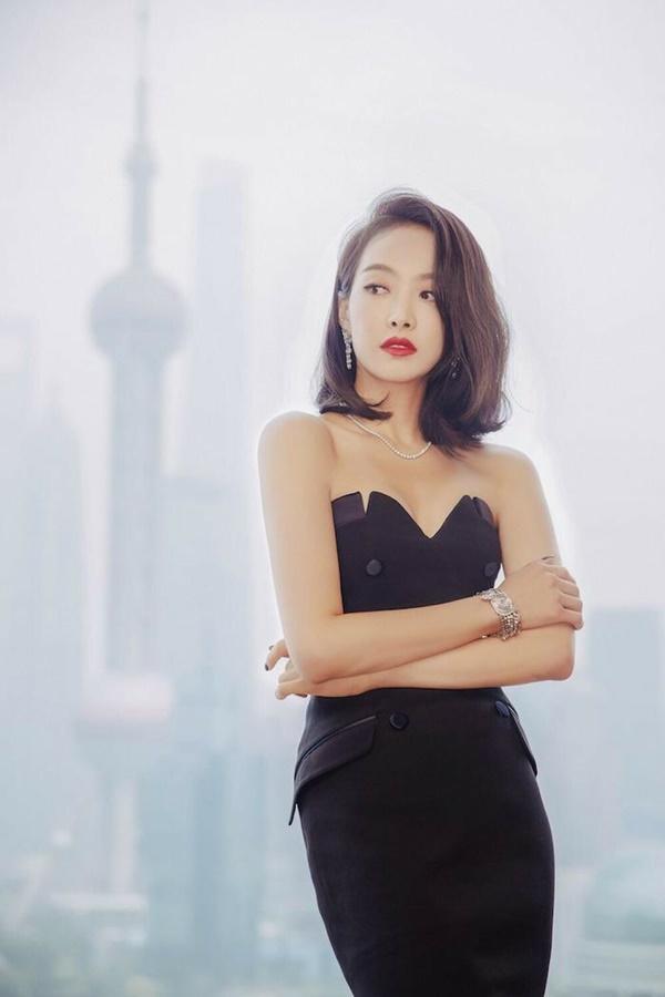 Dương Tử vượt mặt Dương Mịch khi bình chọn Nữ thần Kim Ưng-6