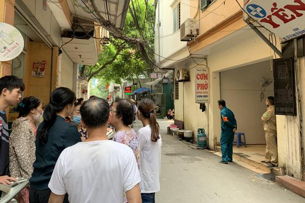 Hà Nội: Bàng hoàng phát hiện nam sinh tử vong trong tư thế treo cổ tại nhà riêng-1