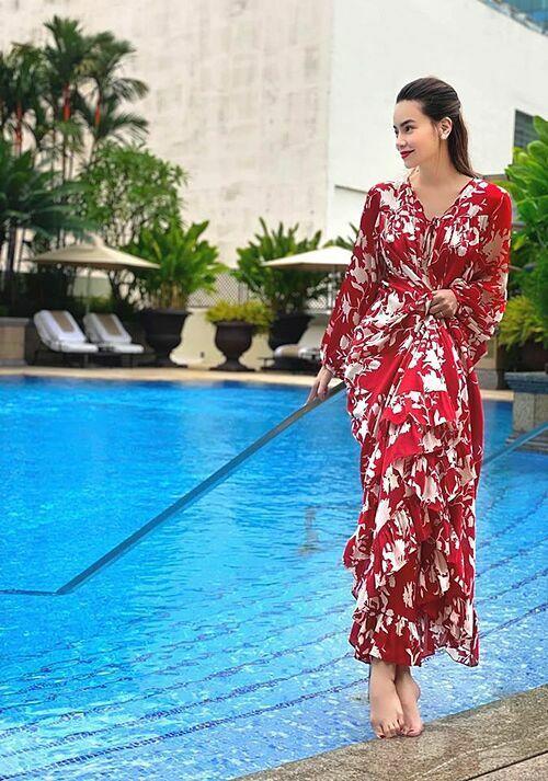 Đâu chỉ Hồ Ngọc Hà, showbiz Việt còn có 2 mỹ nhân mang thai đôi cùng thời điểm này-2
