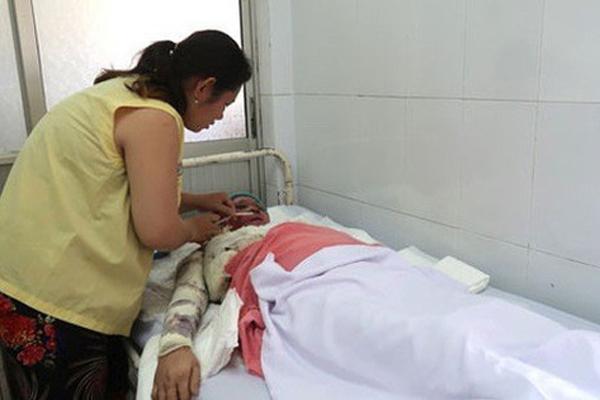 TPHCM: Thương tâm cái chết đau đớn của bà chủ quán bị tạt axit ở quận Bình Tân-1