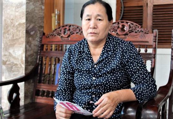 Phó chủ tịch xã gọi người đập huyệt mộ của dân-1