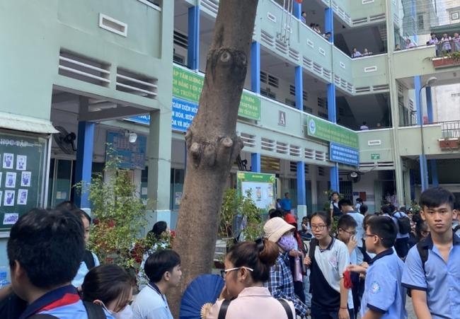 Vụ cây phượng đổ đè trúng 18 học sinh: Bé trai bị đa chấn thương nặng phải trải qua ca phẫu thuật 5 tiếng-1