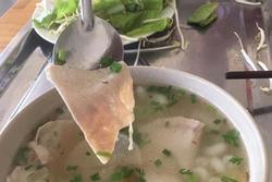 Thái thịt siêu mỏng, quán ăn khiến dân mạng phải 'ngả nón thán phục'