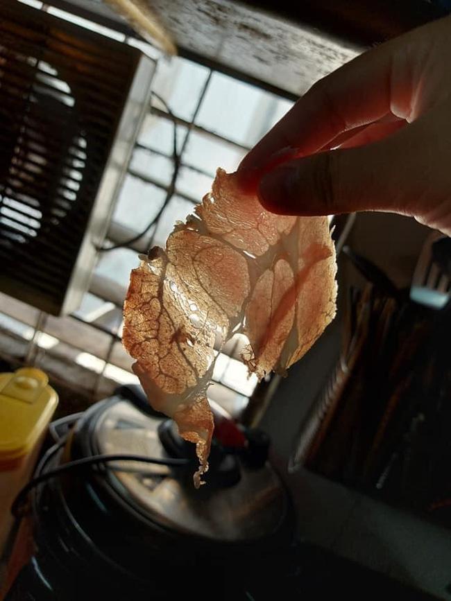 Thái thịt siêu mỏng, quán ăn khiến dân mạng phải ngả nón thán phục-5