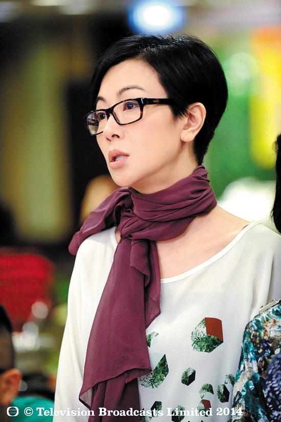 Phận đời 4 mỹ nhân TVB cùng tên Doanh: người giàu sang phú quý, kẻ quy y cửa Phật-9