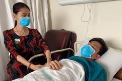 Chồng Lâm Khánh Chi cắt bướu mỡ