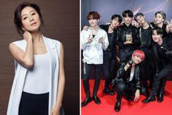 Nữ chính 'Thế Giới Hôn Nhân' phát ngôn gây war: 'Ai không thích BTS thì thật lạ lùng'