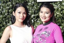 Con gái diễn viên Kiều Trinh từng bỏ học vì mẹ đóng cảnh nóng