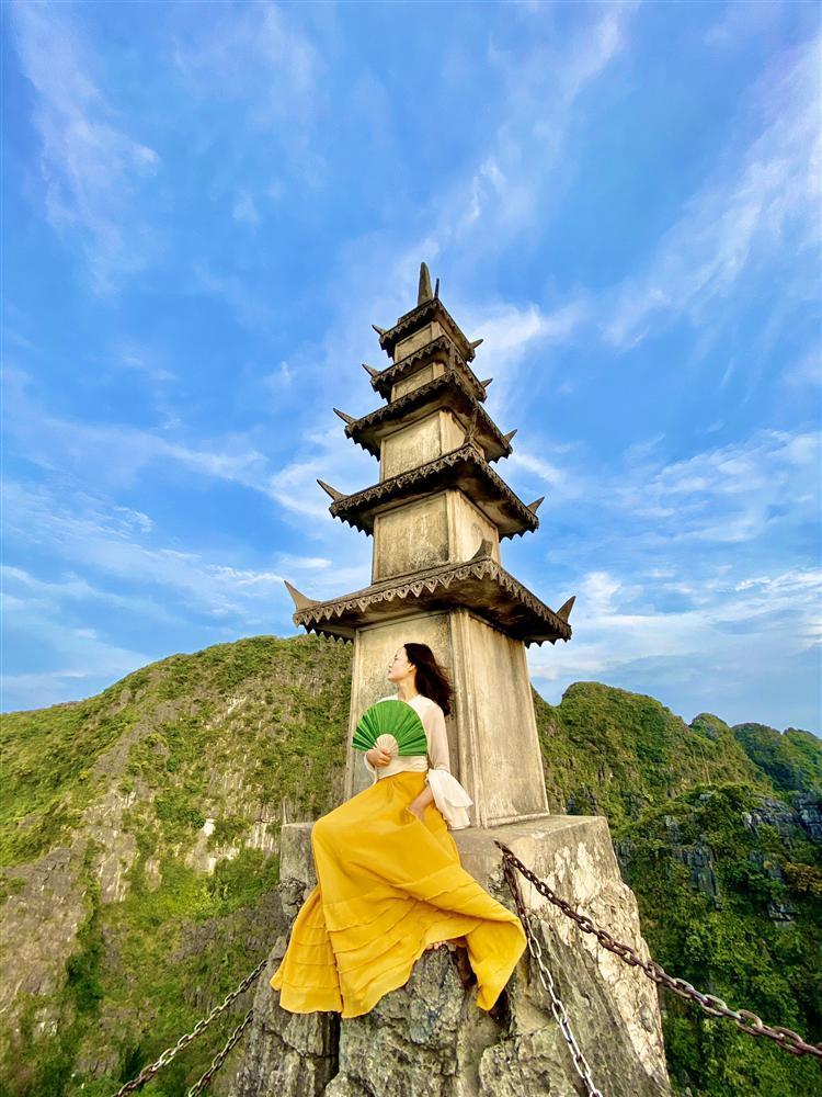 Mùa lúa vàng đẹp đến nao lòng ở Ninh Bình-4