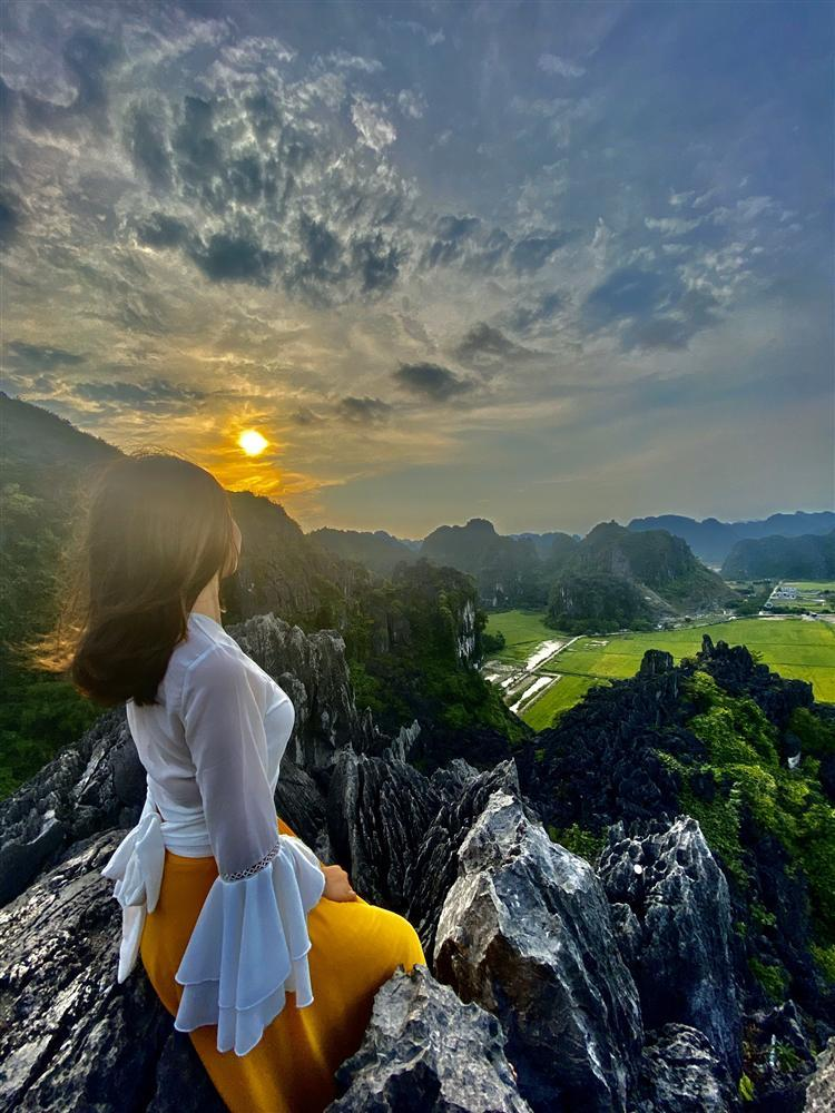 Mùa lúa vàng đẹp đến nao lòng ở Ninh Bình-6