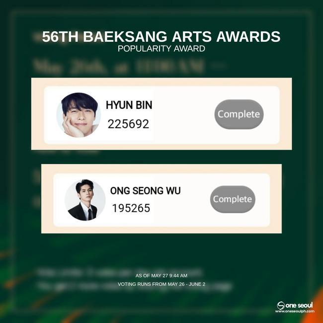 Baeksang 2020: Hyun Bin không có đối thủ, Son Ye Jin nổi tiếng toàn cầu nhưng lại lép vế trước cái tên này-2