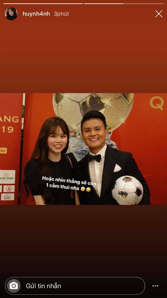 Bị soi nọng cằm, chi hơn 100 triệu làm răng vẫn xấu, bạn gái mới Quang Hải phản ứng dễ thương-5