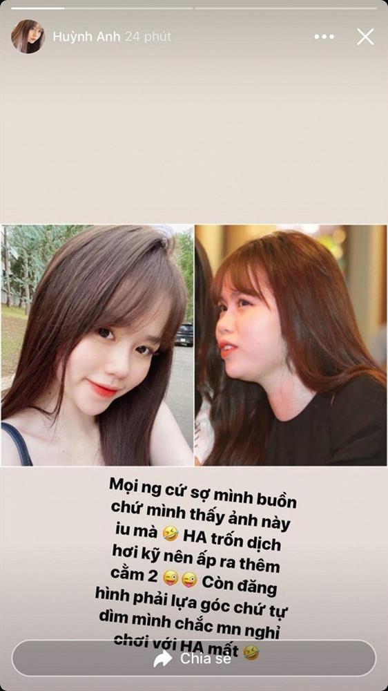 Bạn gái Quang Hải giải thích về sự khác biệt giữa ảnh trên mạng và ngoài đời-2