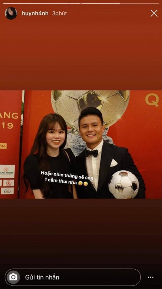 Bạn gái Quang Hải giải thích về sự khác biệt giữa ảnh trên mạng và ngoài đời-3
