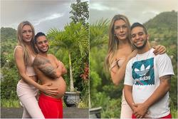 Chồng chuyển giới mang bầu thay vợ