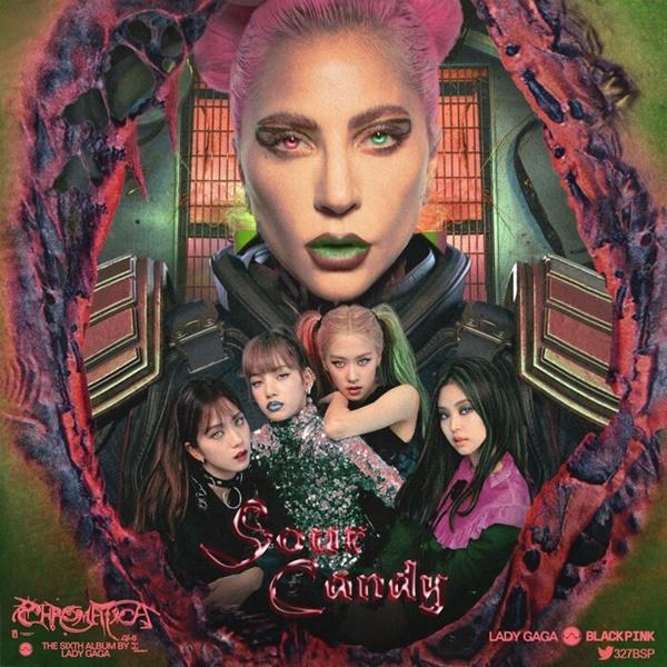 Cập nhật thành tích từ bão Sour Candy (Lady Gaga, BlackPink) sau nửa ngày phát hành-1