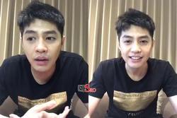 Noo Phước Thịnh hiện nguyên hình trên livestream: Có xứng vẻ đẹp 'nam thần'?
