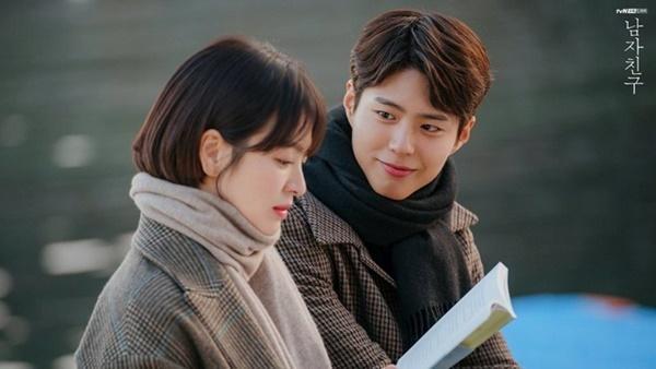 Park Bo Gum - Song Hye Kyo và những cặp đôi bị chê nhạt nhẽo khi yêu-5