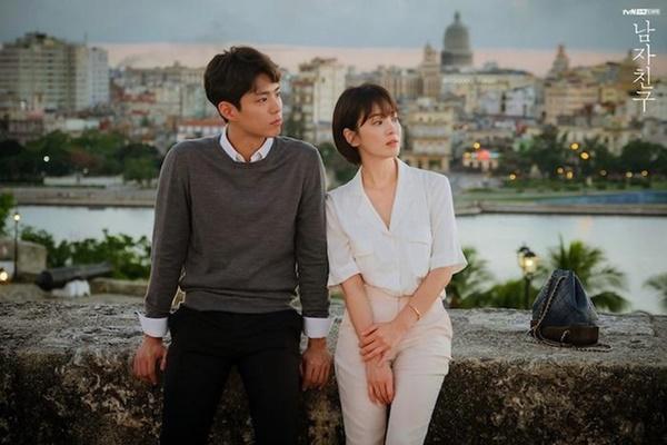 Park Bo Gum - Song Hye Kyo và những cặp đôi bị chê nhạt nhẽo khi yêu-6