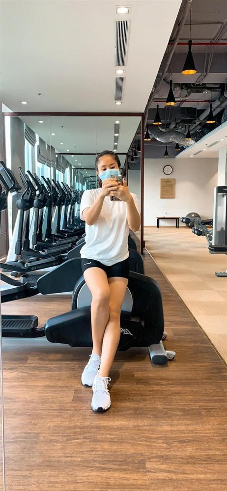 Từng bị khán giả chê diễn viên lại quá mập khi cán mốc 80 kg sau sinh, Lê Phương giờ lột xác đến ngỡ ngàng-7