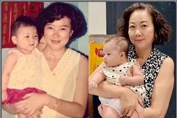 Mẹ đẻ Trấn Thành 'lão hóa ngược' khi 27 năm trôi qua mà gương mặt bà chẳng mấy thay đổi!