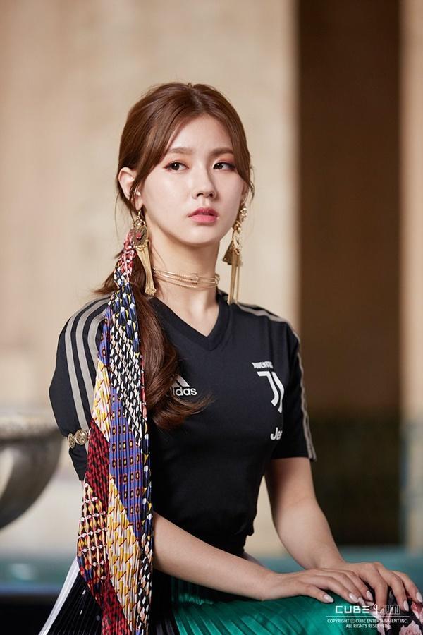 Những nữ thần tượng Kpop vừa là giọng ca chính lại còn sở hữu nhan sắc xinh như visual-9