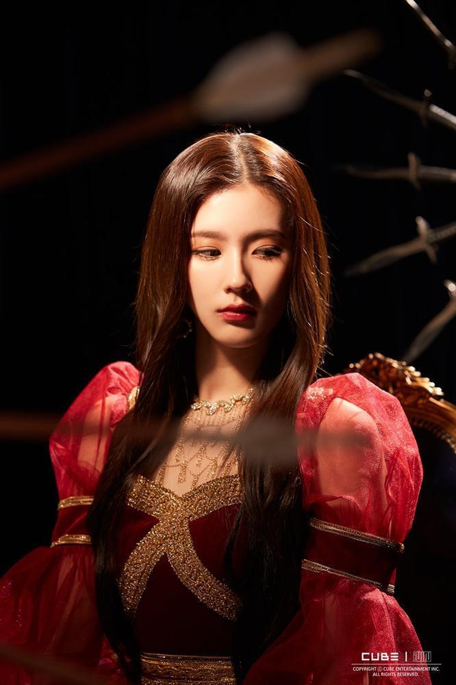 Những nữ thần tượng Kpop vừa là giọng ca chính lại còn sở hữu nhan sắc xinh như visual-10