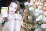 'Thánh kem trộn' bán kem trắng da từ dung dịch vệ sinh phụ nữ bị cơ quan chức năng 'sờ gáy'
