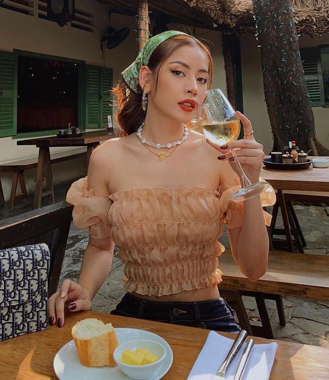 10 phụ kiện tóc bao xinh được sao Việt lăng xê hè này-10