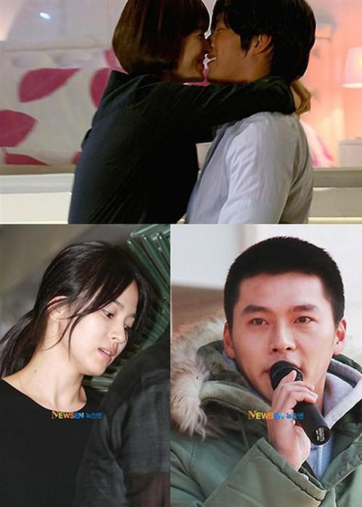 Song Hye Kyo, Lee Byung Hun và những sát thủ tình trường của showbiz Hàn-1