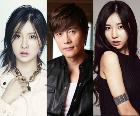 Song Hye Kyo, Lee Byung Hun và những sát thủ tình trường của showbiz Hàn-5