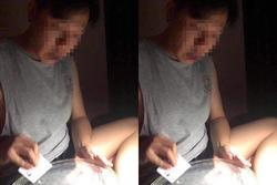 Rò rỉ hình ảnh nam diễn viên hài đình đám showbiz Việt sử dụng ma túy?