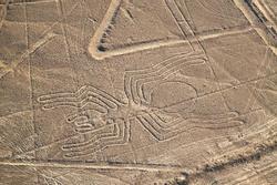 Loạt hình vẽ nghìn năm tuổi trên sa mạc ở Peru