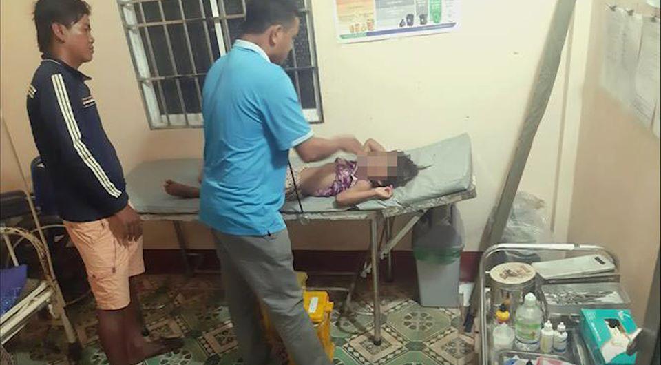 Cha đẻ bạo hành tàn nhẫn con gái ở Sóc Trăng: Nạn nhân 6 tuổi nhập viện trong tình trạng đa chấn thương-1