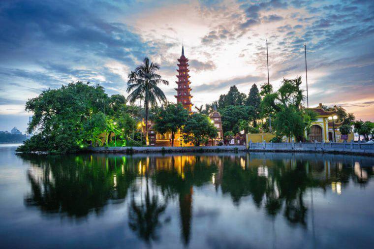Top 12 điểm đến hấp dẫn nhất châu Á, Việt Nam góp mặt 2 thành phố-10
