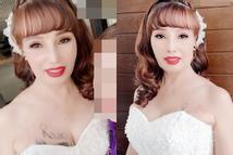 1 tuần sau dao kéo, ngoại hình trẻ đẹp của cô dâu Cao Bằng thực sự đáng đồng tiền bát gạo
