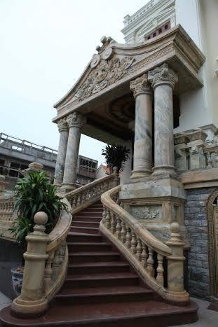 Có gì bên trong tòa lâu đài nổi danh đất Cảng của hai vợ chồng đại gia Hải Phòng?-2