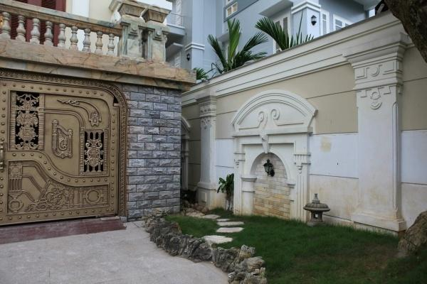 Có gì bên trong tòa lâu đài nổi danh đất Cảng của hai vợ chồng đại gia Hải Phòng?-4
