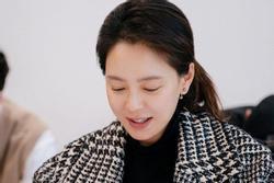 'Mợ ngố' Song Ji Hyo khoe mặt mộc vạn người mơ ước