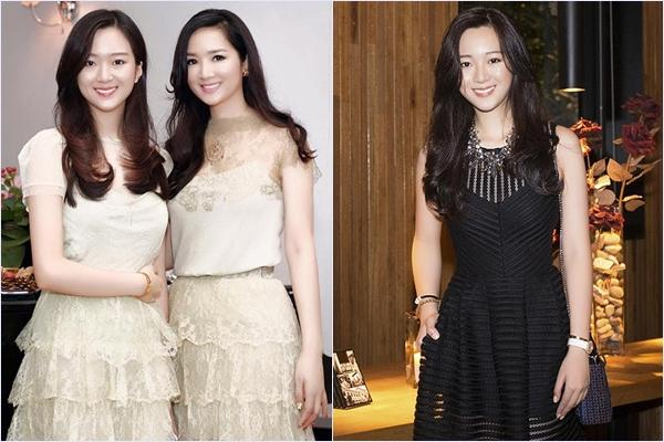 Style có thể khác nhau nhưng các ái nữ nhà sao Việt chỉ diện 1 kiểu tóc, nhìn là thấy toát ngay thần thái con nhà giàu sang chảnh-1