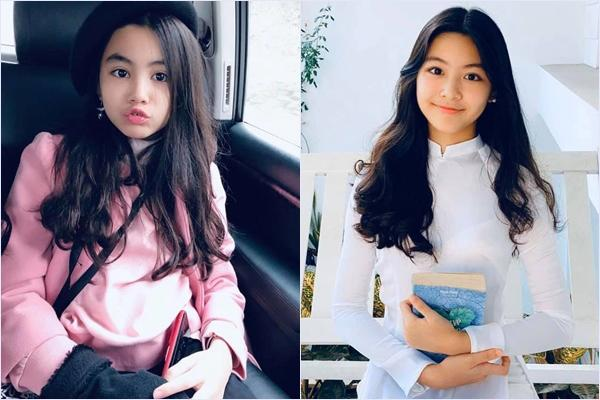 Style có thể khác nhau nhưng các ái nữ nhà sao Việt chỉ diện 1 kiểu tóc, nhìn là thấy toát ngay thần thái con nhà giàu sang chảnh-2