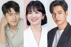5 'thánh' chọn kịch bản mát tay nhất màn ảnh Hàn Quốc