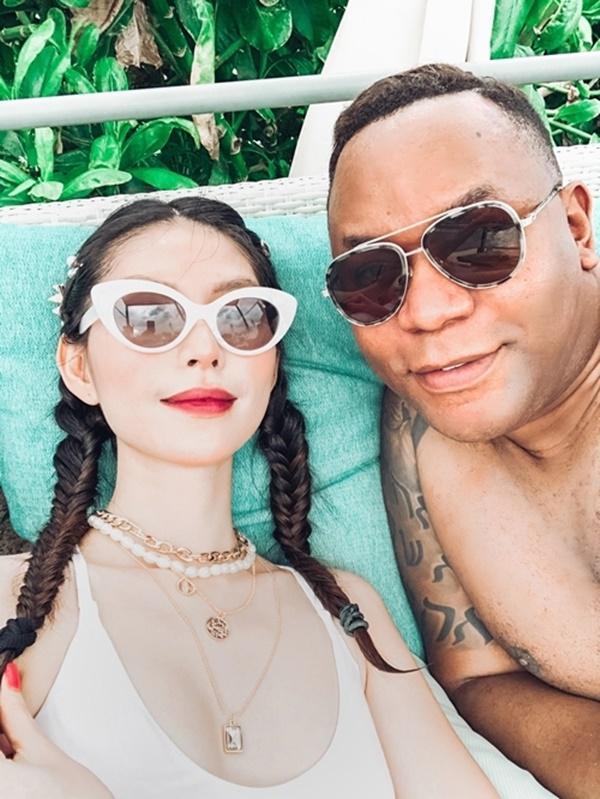Thùy Dương Next Top chưa vội cưới bạn trai Mỹ-3